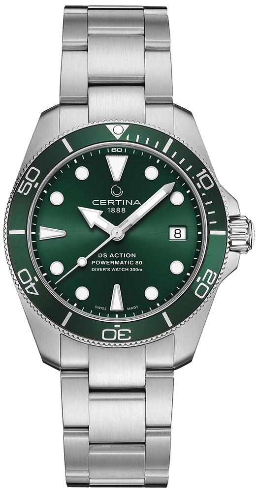 Certina C032.807.11.091.00 - zegarek męski