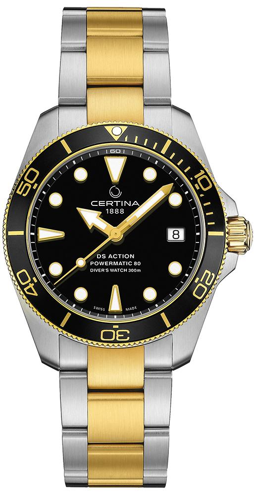 Certina C032.807.22.051.00 - zegarek męski