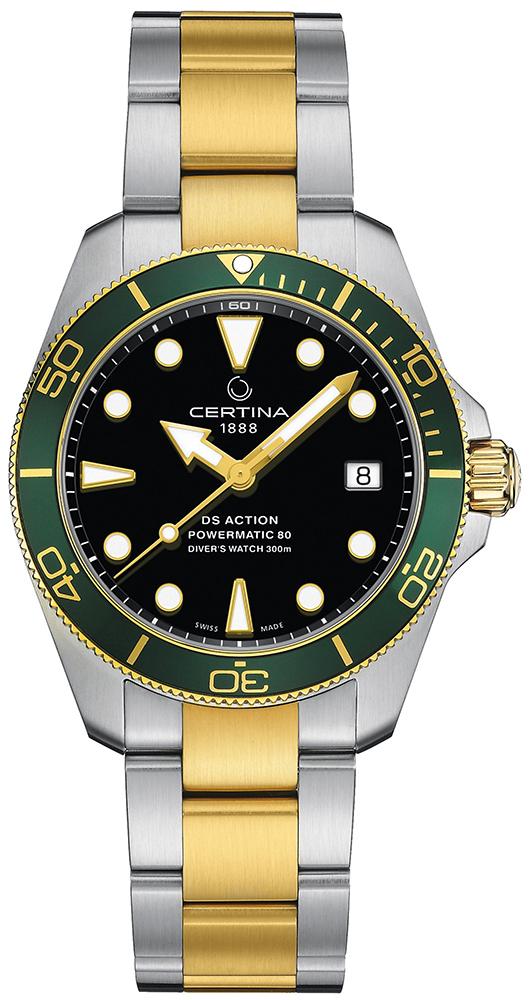 Certina C032.807.22.051.01 - zegarek męski