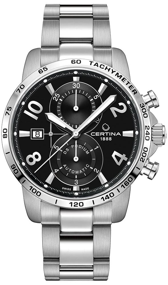Certina C034.427.11.057.00 - zegarek męski