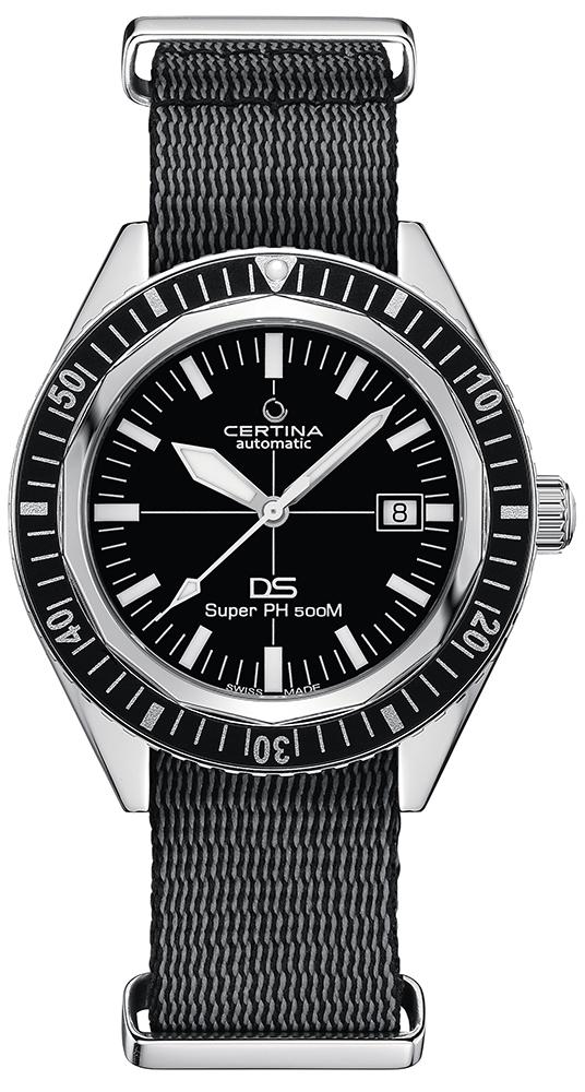 Certina C037.407.18.050.00 - zegarek męski