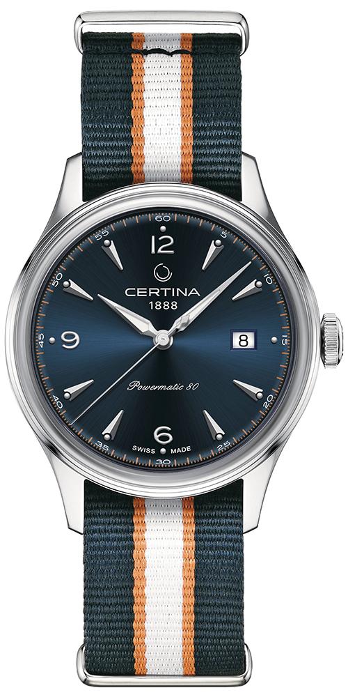 Certina C038.407.18.047.00 - zegarek męski