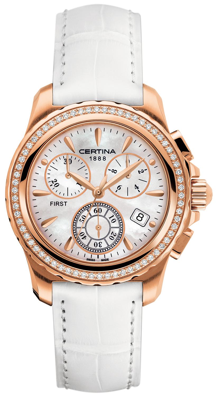 Certina C900.217.76.117.00 - zegarek damski