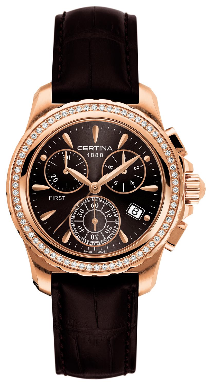Certina C900.217.76.297.00 - zegarek damski