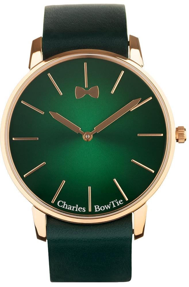 Charles BowTie ABGLG.N - zegarek unisex