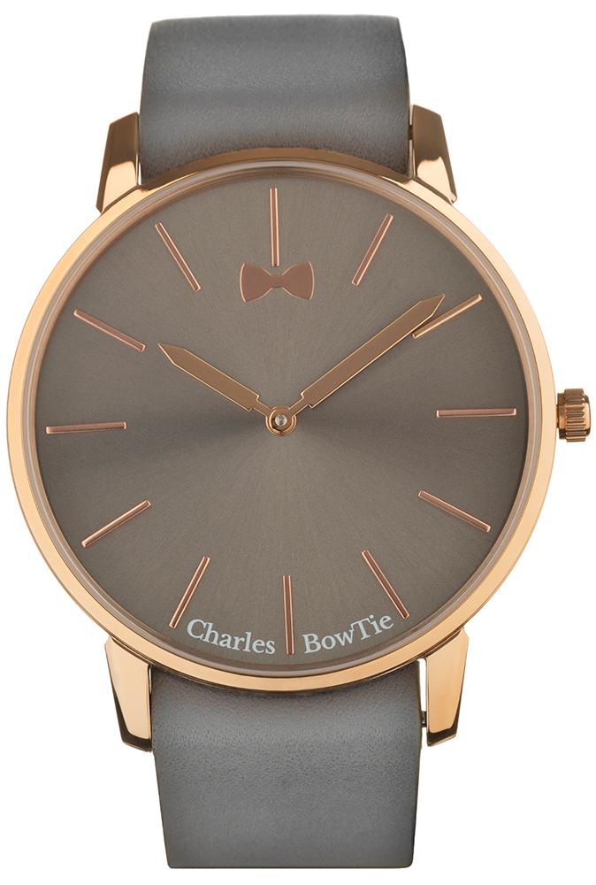 Charles BowTie BAGLG.N - zegarek unisex