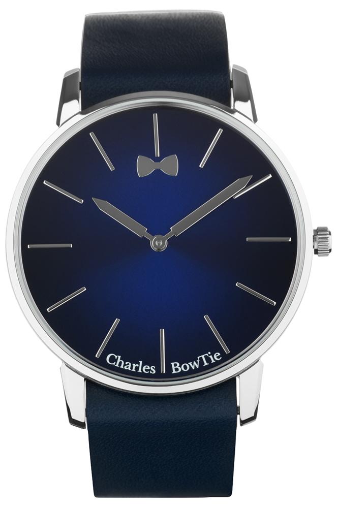 Charles BowTie EDBLS.N - zegarek unisex