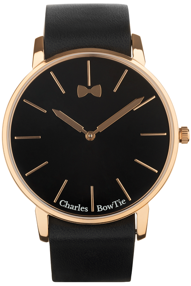 Charles BowTie IPBLG.N - zegarek unisex