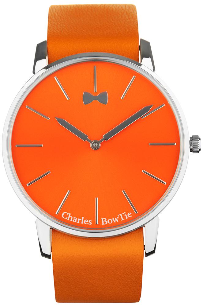 Charles BowTie LUOLS.N - zegarek unisex