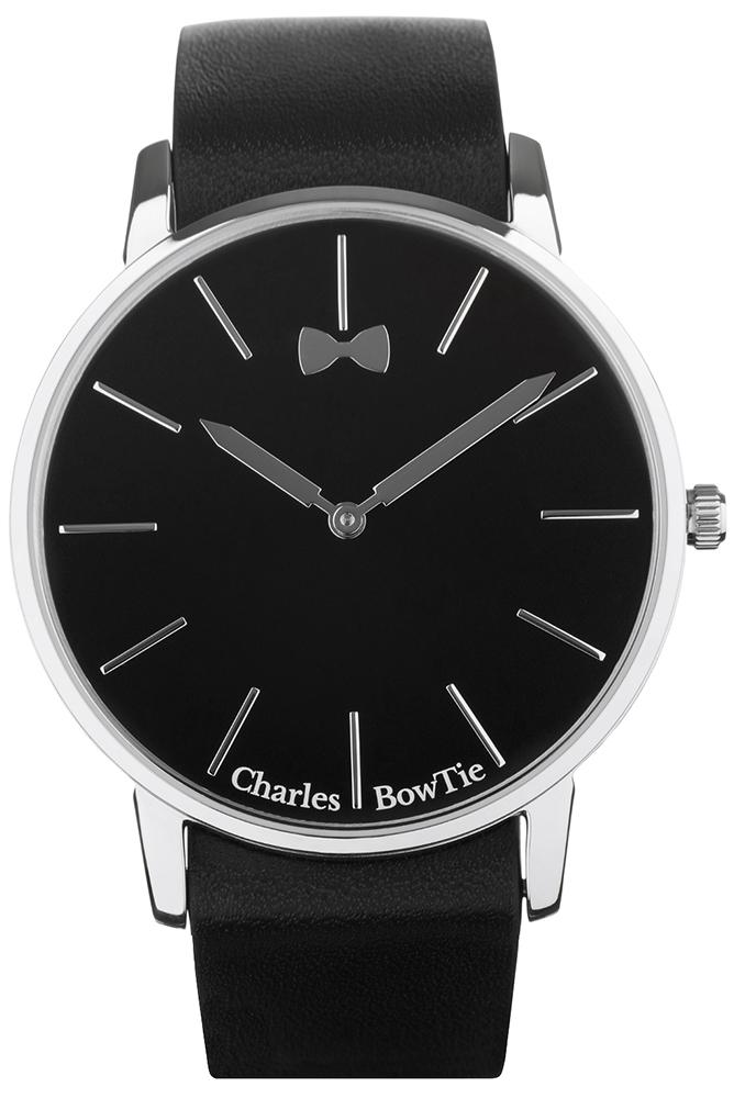 Charles BowTie NEBLS.N - zegarek unisex