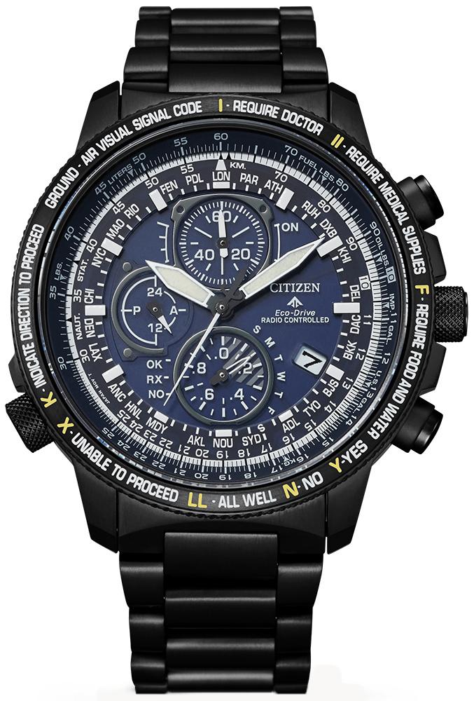 Citizen AT8195-85L - zegarek męski
