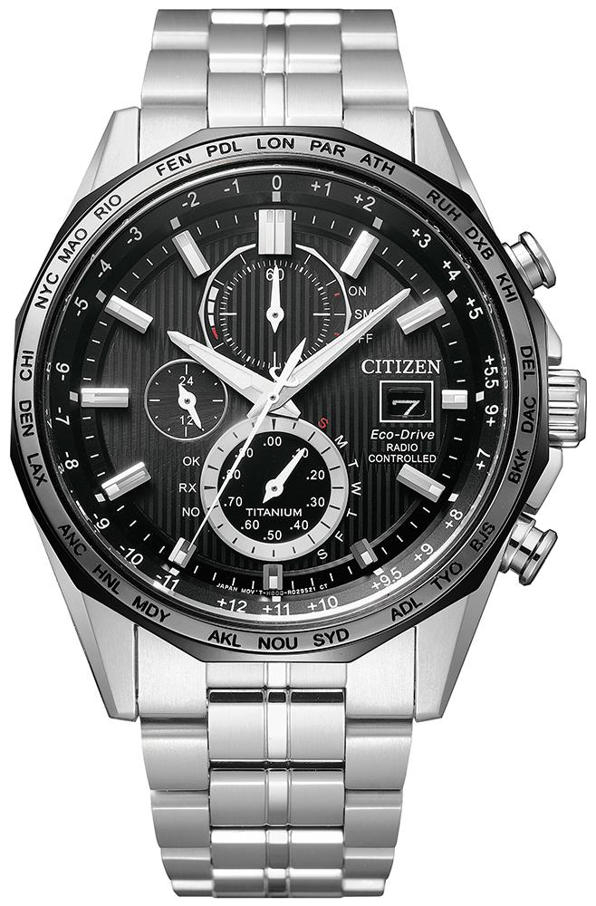 Citizen AT8218-81E - zegarek męski