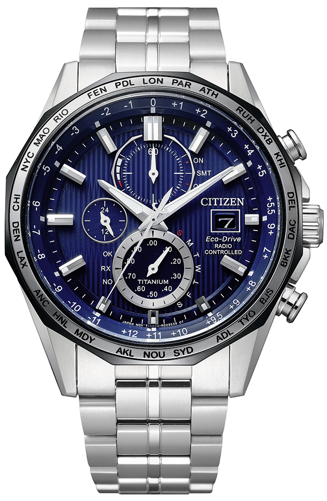 Citizen AT8218-81L - zegarek męski