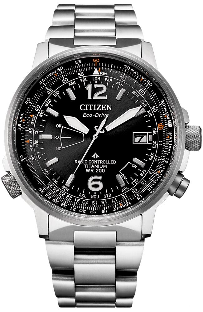 Citizen CB0230-81E - zegarek męski