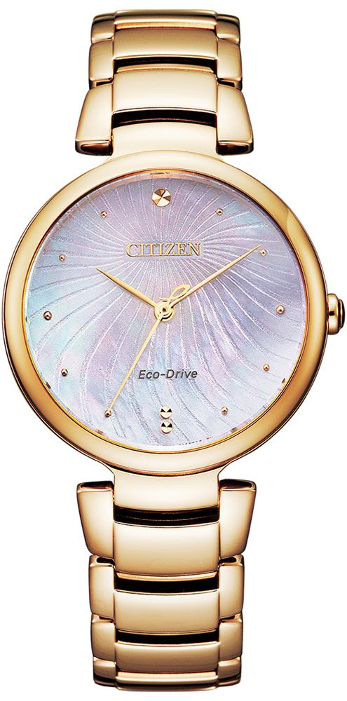 Citizen EM0853-81Y - zegarek damski