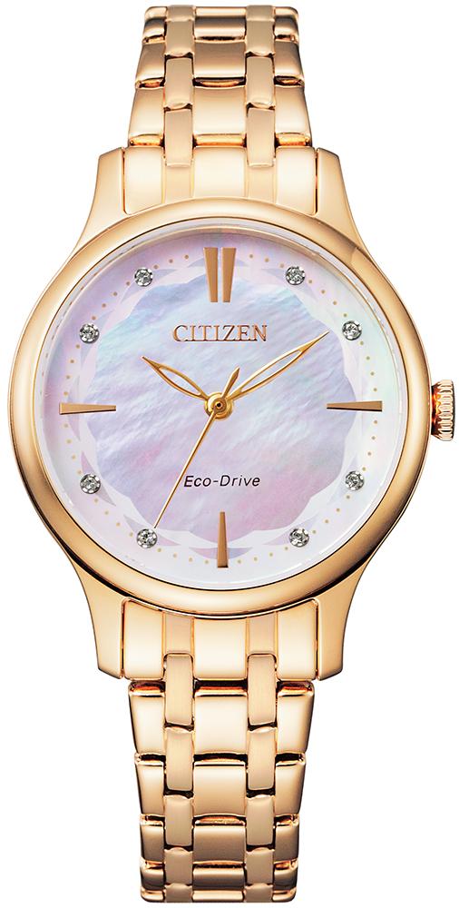 Citizen EM0893-87Y - zegarek damski