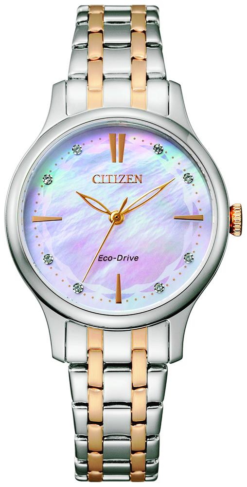 Citizen EM0896-89Y - zegarek damski