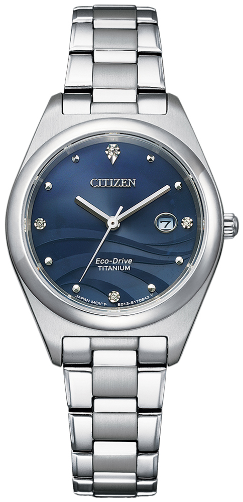 Citizen EW2600-83L - zegarek damski
