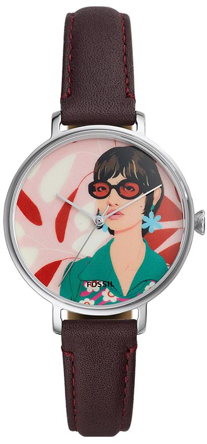 Fossil CS1001 - zegarek damski