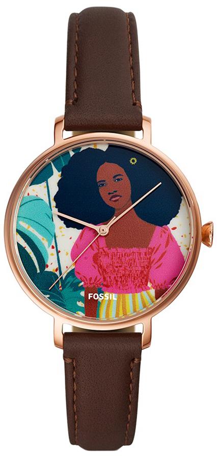 Fossil CS1002 - zegarek damski