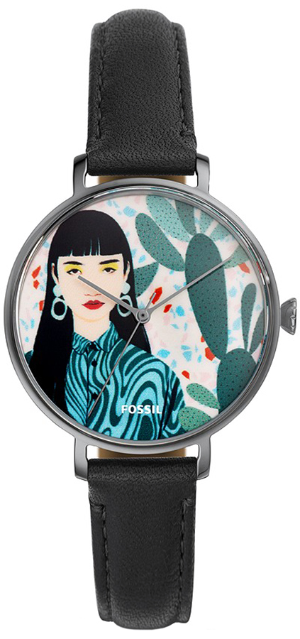 Fossil CS1003 - zegarek damski
