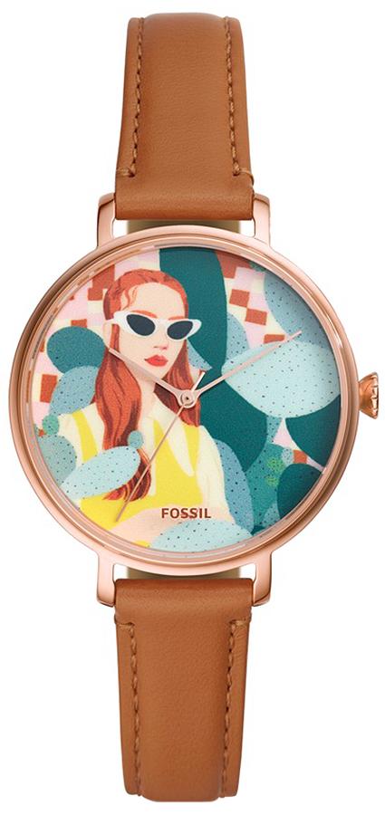 Fossil CS1004 - zegarek damski