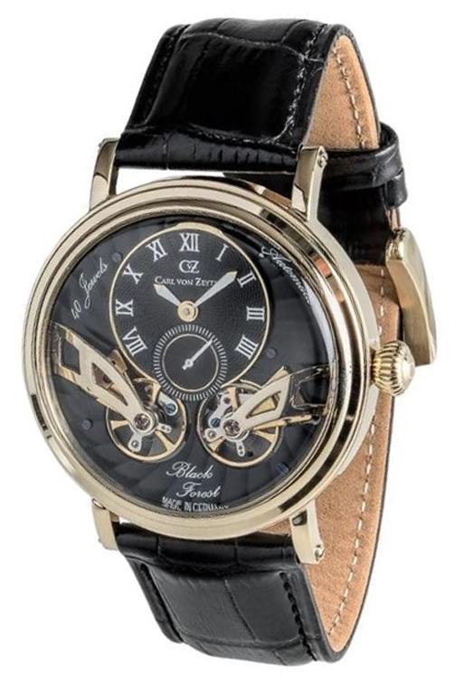 Carl von Zeyten CVZ0017GBK - zegarek męski