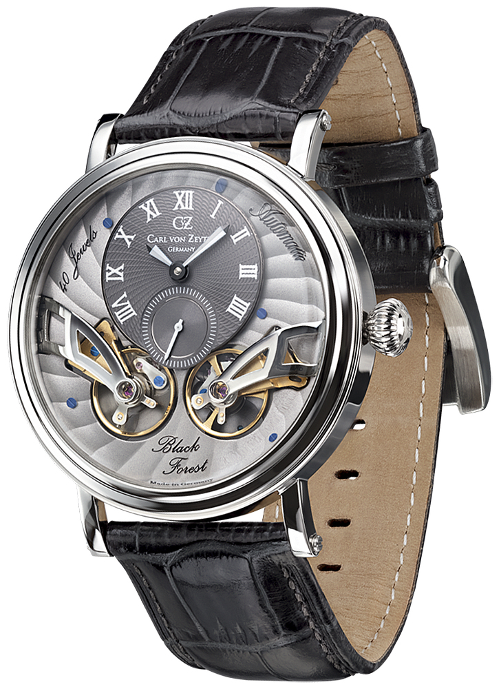 Carl von Zeyten CVZ0017SGY - zegarek męski