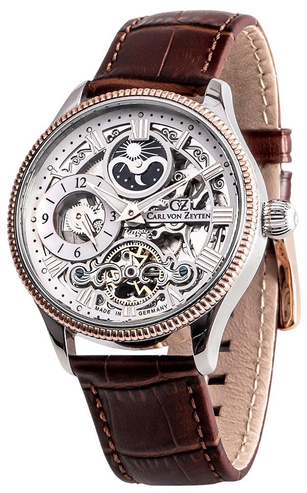 Carl von Zeyten CVZ0034RWH - zegarek męski