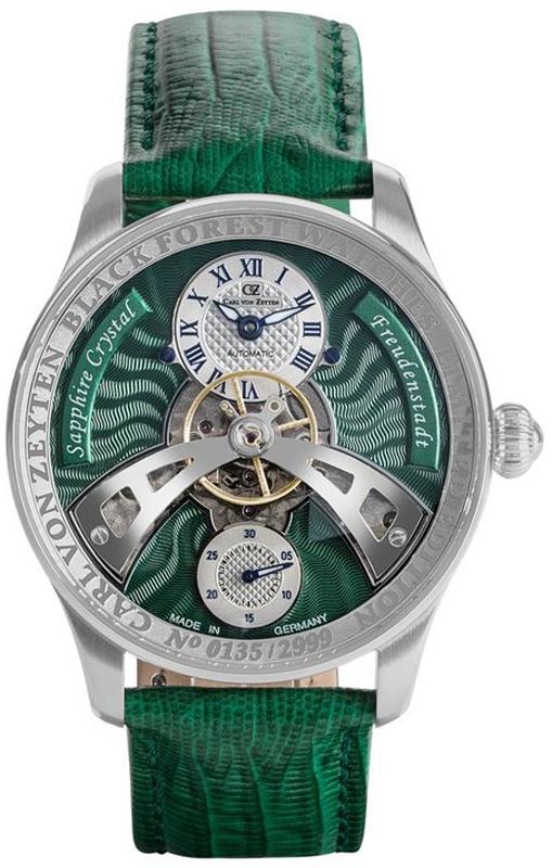 Carl von Zeyten CVZ0043GR - zegarek męski