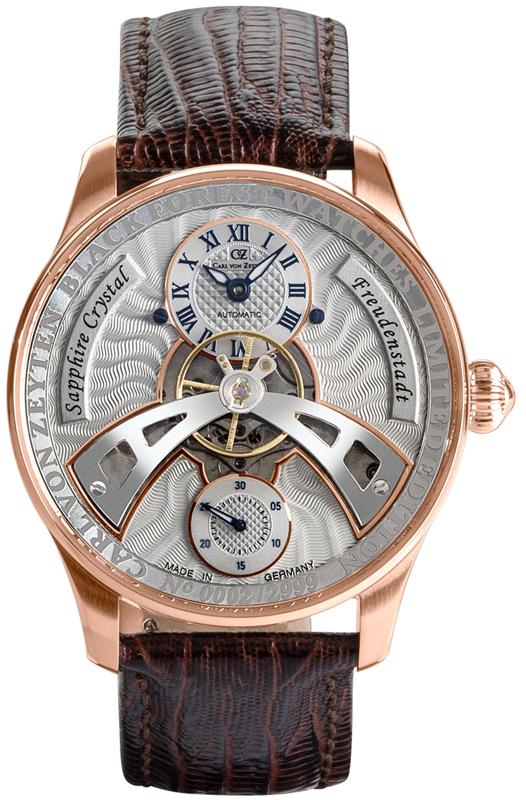 Carl von Zeyten CVZ0043RG - zegarek męski