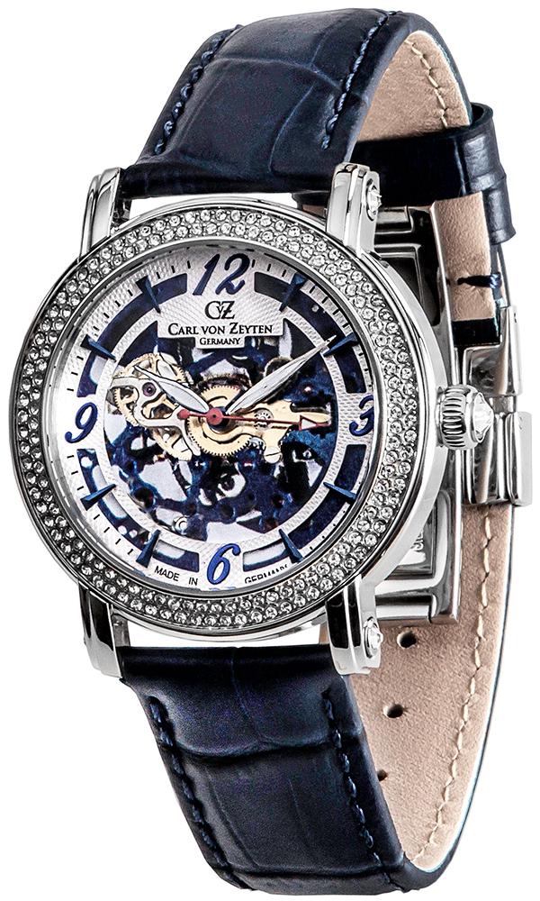 Carl von Zeyten CVZ0061BL - zegarek damski