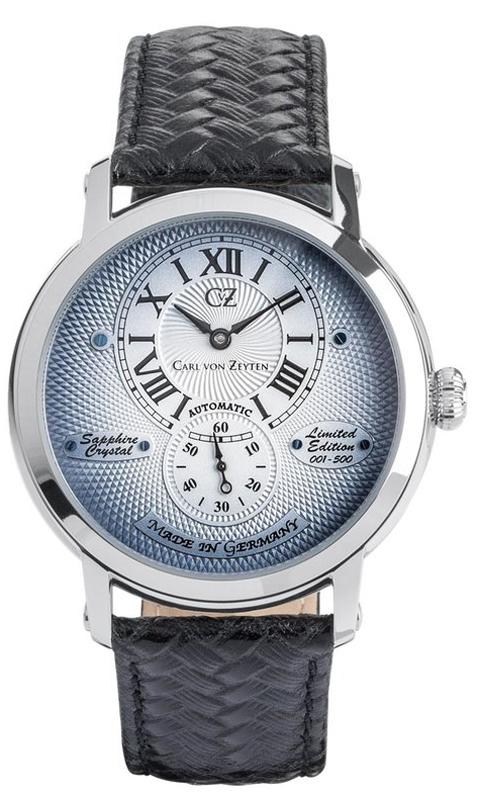 Carl von Zeyten CVZ0066WH - zegarek męski