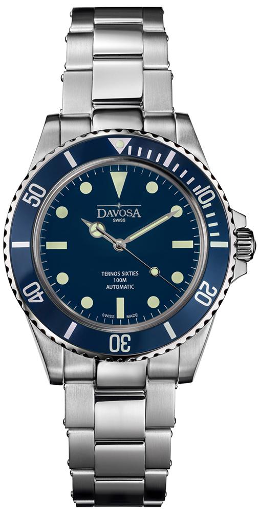 Davosa 161.525.40S - zegarek męski