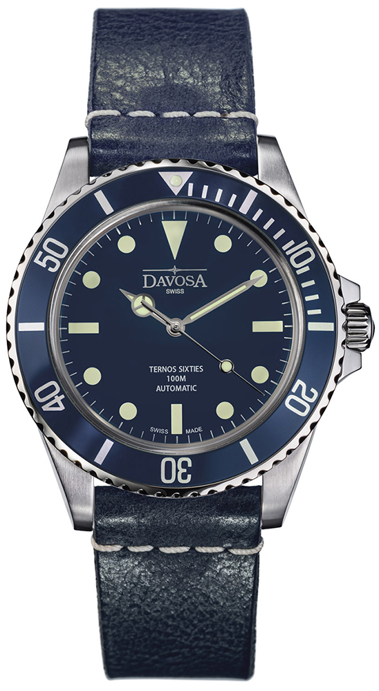 Davosa 161.525.45S - zegarek męski