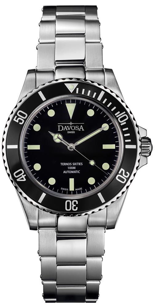 Davosa 161.525.50S - zegarek męski