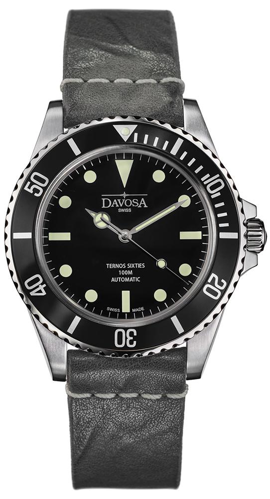 Davosa 161.525.55S - zegarek męski