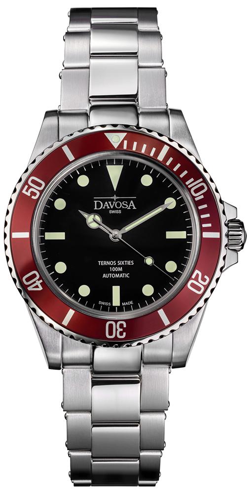 Davosa 161.525.60S - zegarek męski