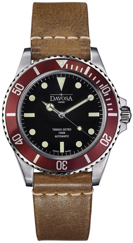 Davosa 161.525.65S - zegarek męski