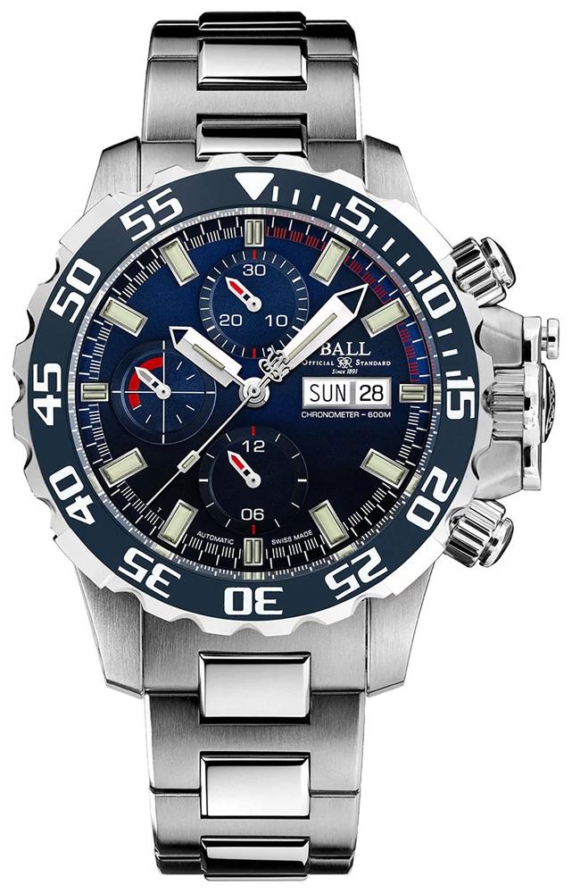 Ball DC3026A-S3C-BE - zegarek męski