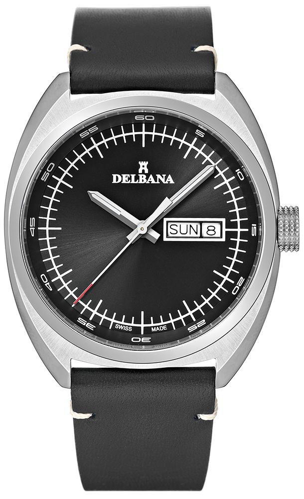 Delbana 41601.714.6.032 - zegarek męski