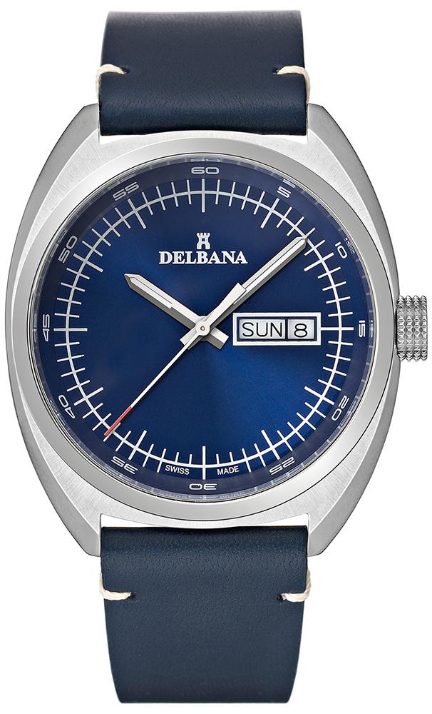 Delbana 41601.714.6.042 - zegarek męski