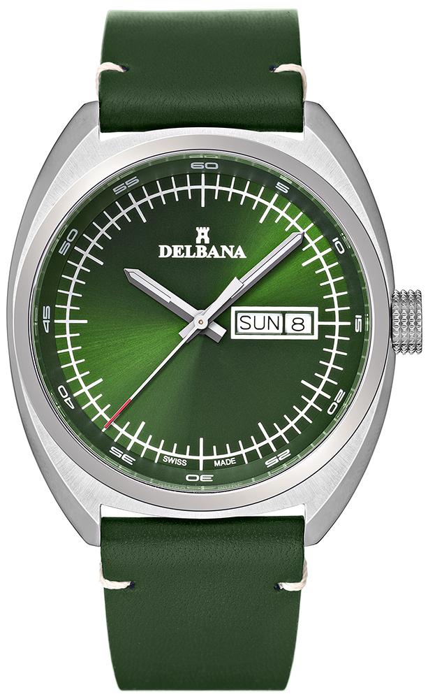 Delbana 41601.714.6.142 - zegarek męski