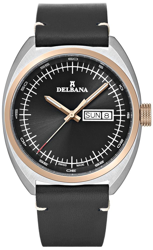 Delbana 53601.714.6.032 - zegarek męski
