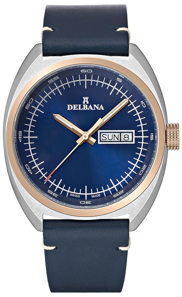 Delbana 53601.714.6.042 - zegarek męski