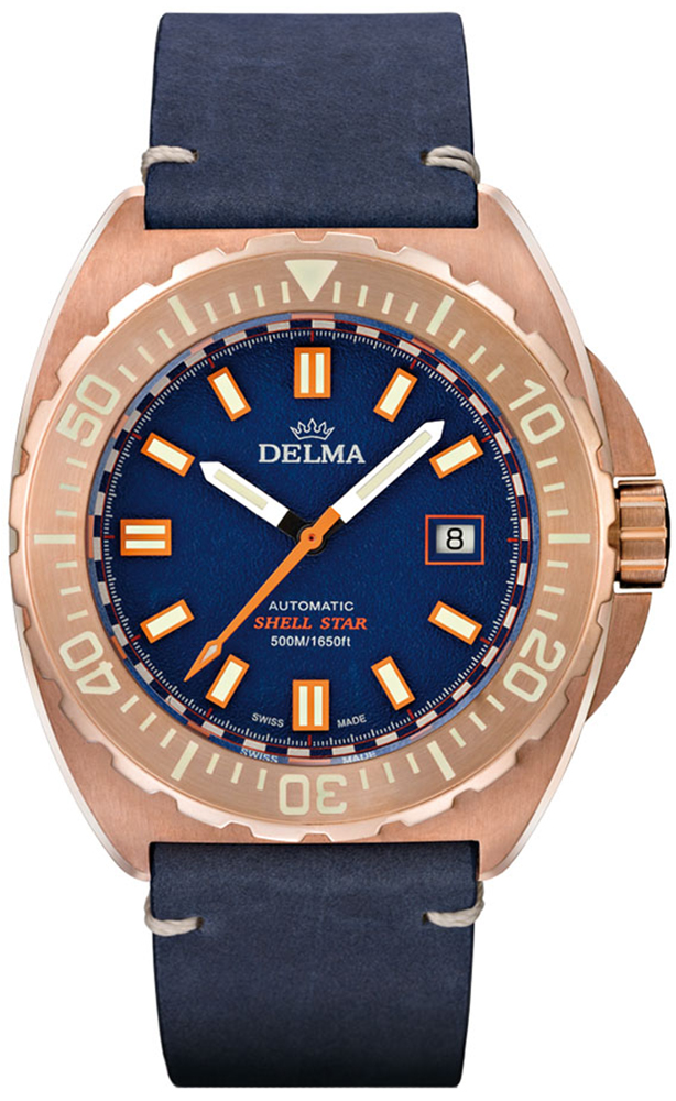 Delma 31601.670.6.048 - zegarek męski