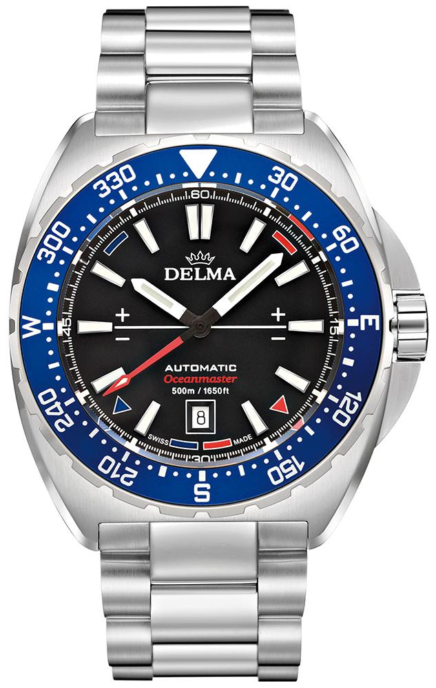 Delma 41701.670.6.048 - zegarek męski