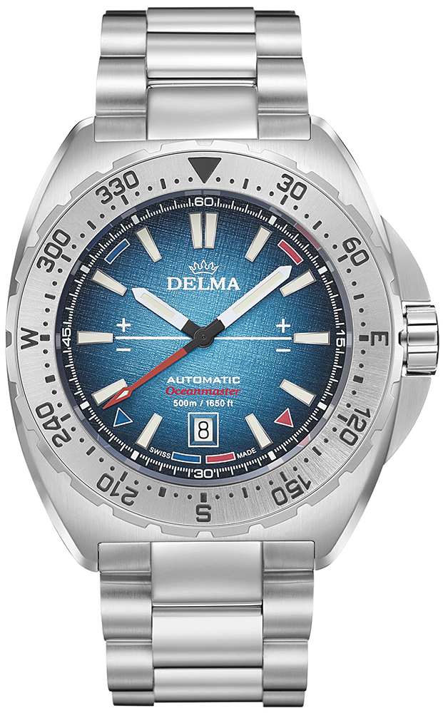 Delma 41701.670.6.049 - zegarek męski