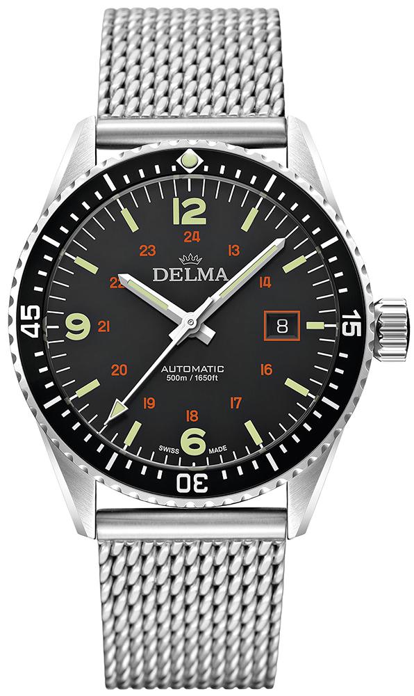Delma 41801.706.6.034 - zegarek męski