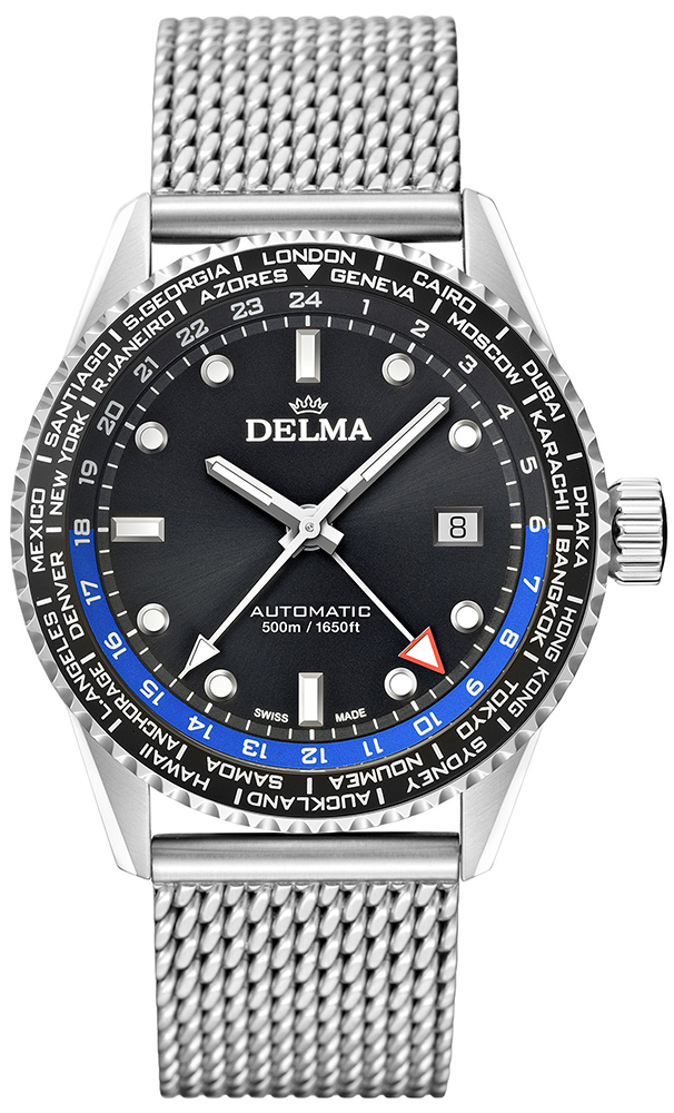 Delma 41801.710.6.031 - zegarek męski